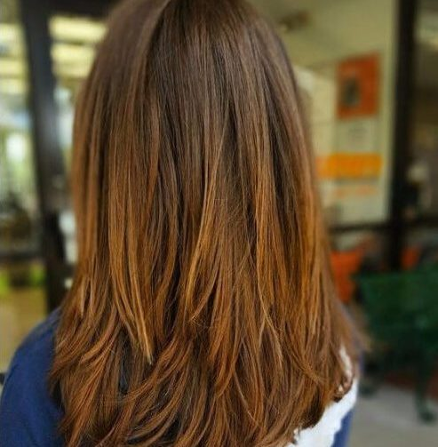 50 cortes de cabelo em camadas de tirar o fôlego