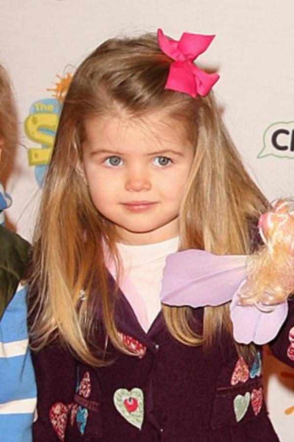 Idéias de penteado para crianças impressionantes para meninas bonitinhas