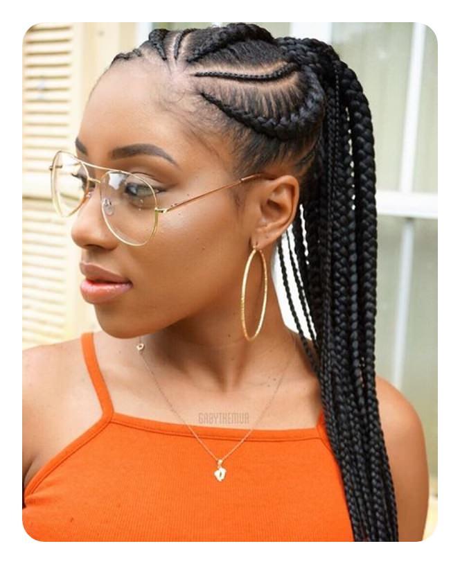 87 Tranças de Gana lindas e intrincadas que você vai amar