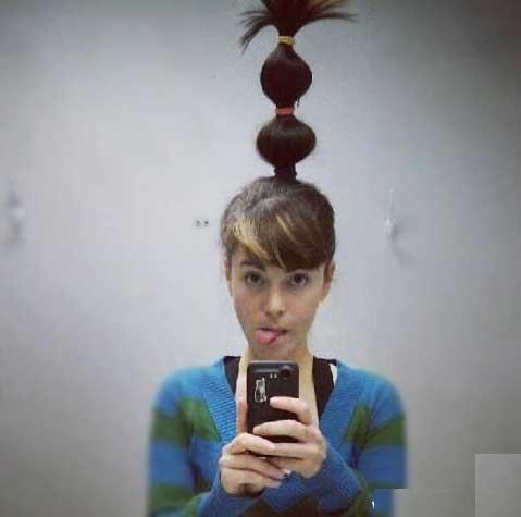Crazy & Funny Hairstyles Aventuras de Meninas