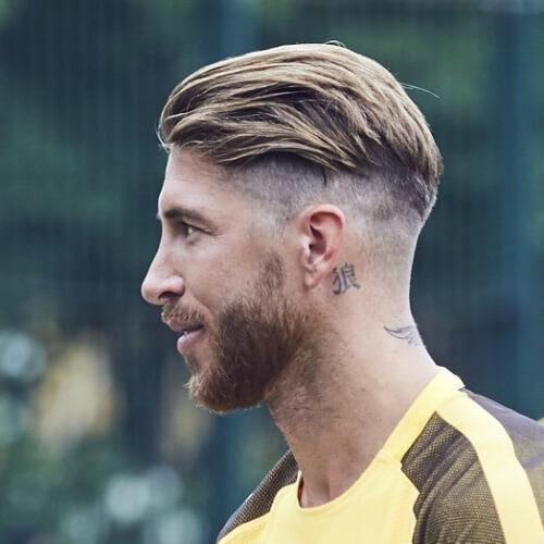 Ramos corte de pelo