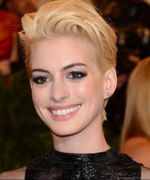 60 ideias legais para cabelos loiros curtos