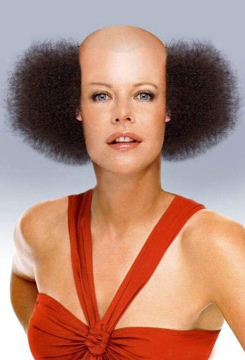 Os penteados mais hilários e horríveis de homens e mulheres