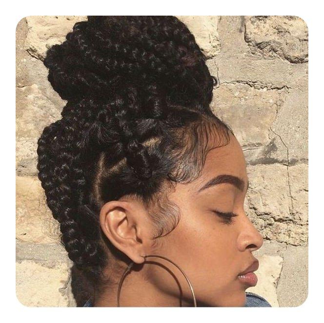 109 penteados de proteção fácil e baixa manutenção