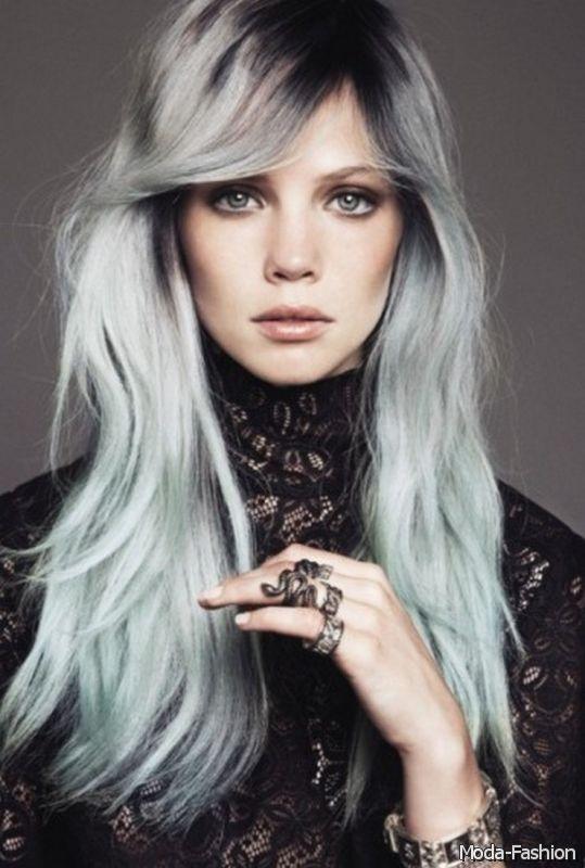 Idéias de 2018 Últimas & Trendy Hair Colors for Girls