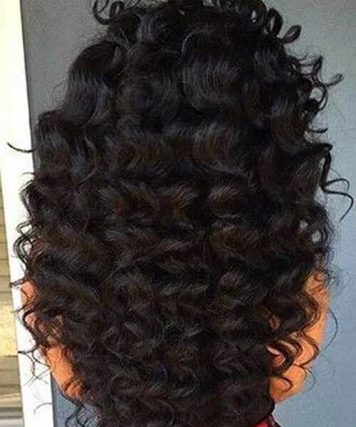 50 penteados sensacionais do Weave