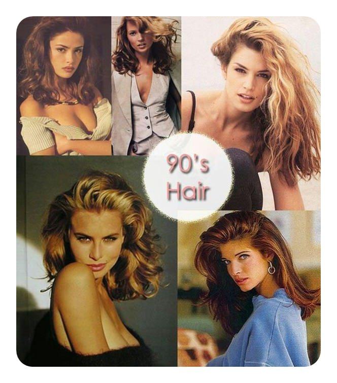 60 penteados da Epic 90 que agora estão se recuperando
