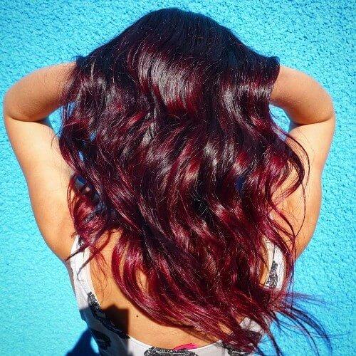 50 ideias para cabelo castanho avermelhado, perfeitas para um estilo notável