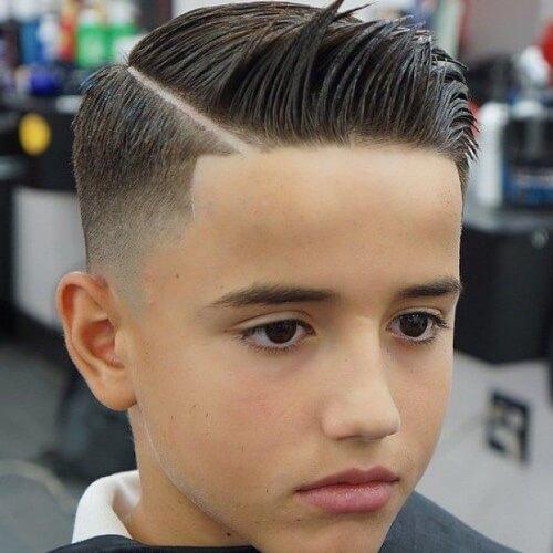 50 penteados para rapazes adolescentes