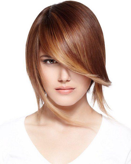 Corte de cabelo com novo estilo para meninas