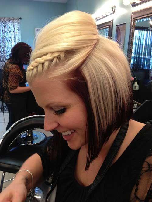 Idéias para penteados para cabelos curtos no verão