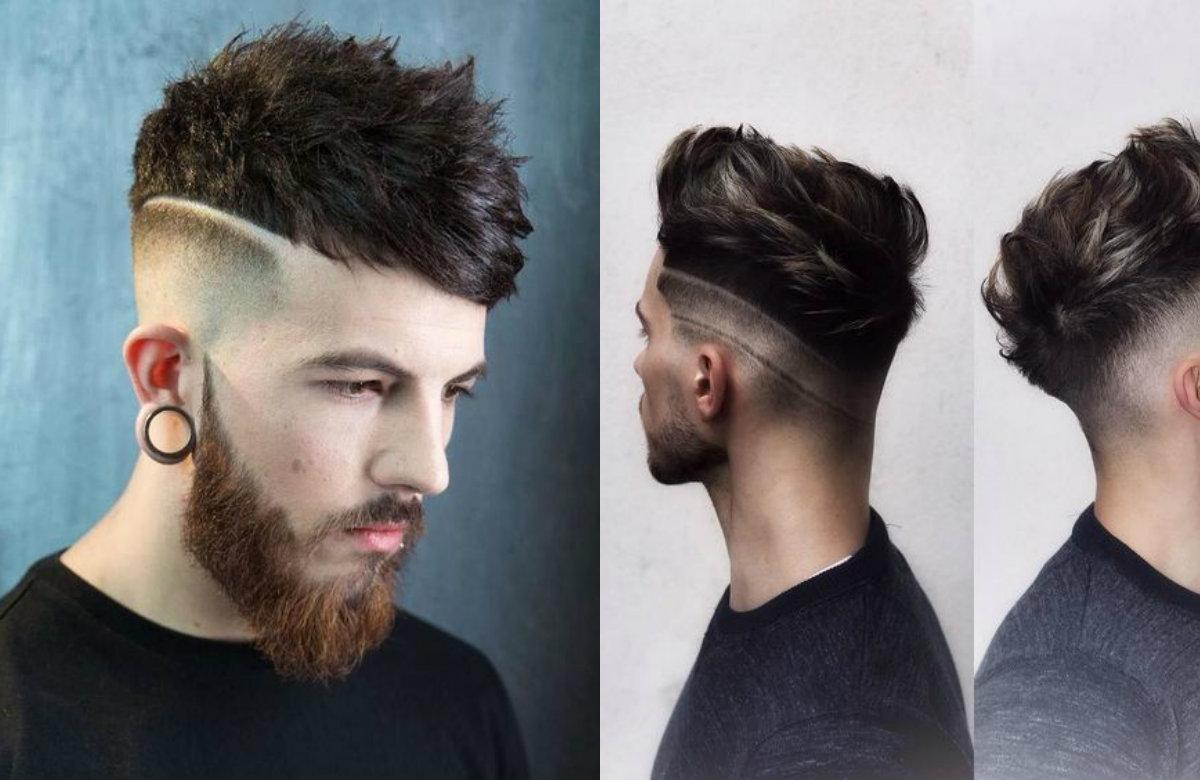 Primavera penteado mais elegante para homens 2018