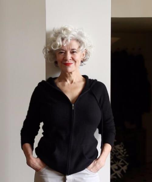 80 pendentes penteados para mulheres acima de 50 anos