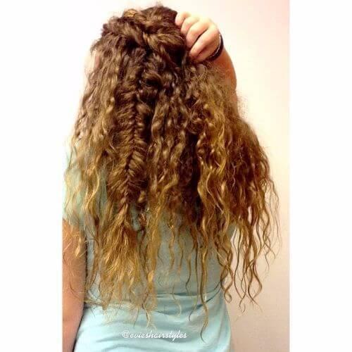 40 penteados para cabelos cacheados