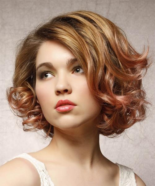 Algumas idéias sedutoras de penteados de corante que você deve tentar este ano
