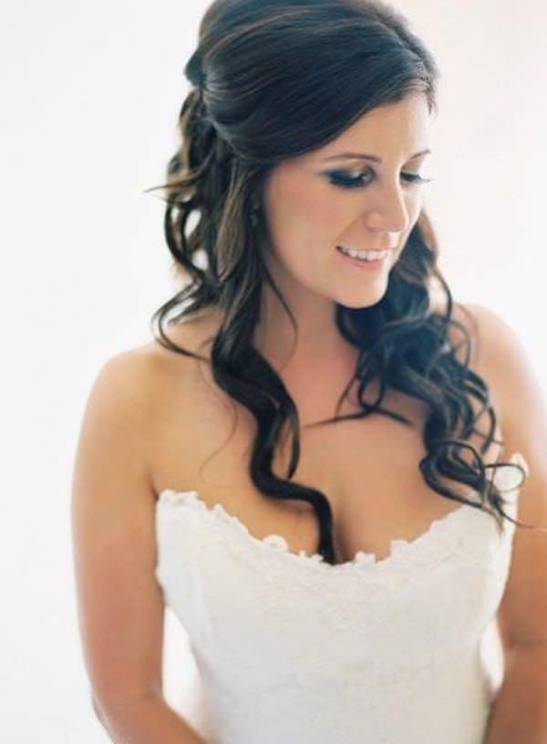 40 dos penteados de casamento mais incríveis para o seu grande dia