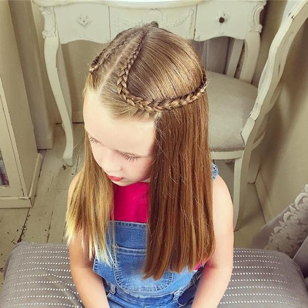 79 Cool e Crazy Braid Ideas para crianças