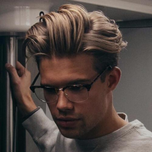 50 idéias do penteado do fluxo para homens