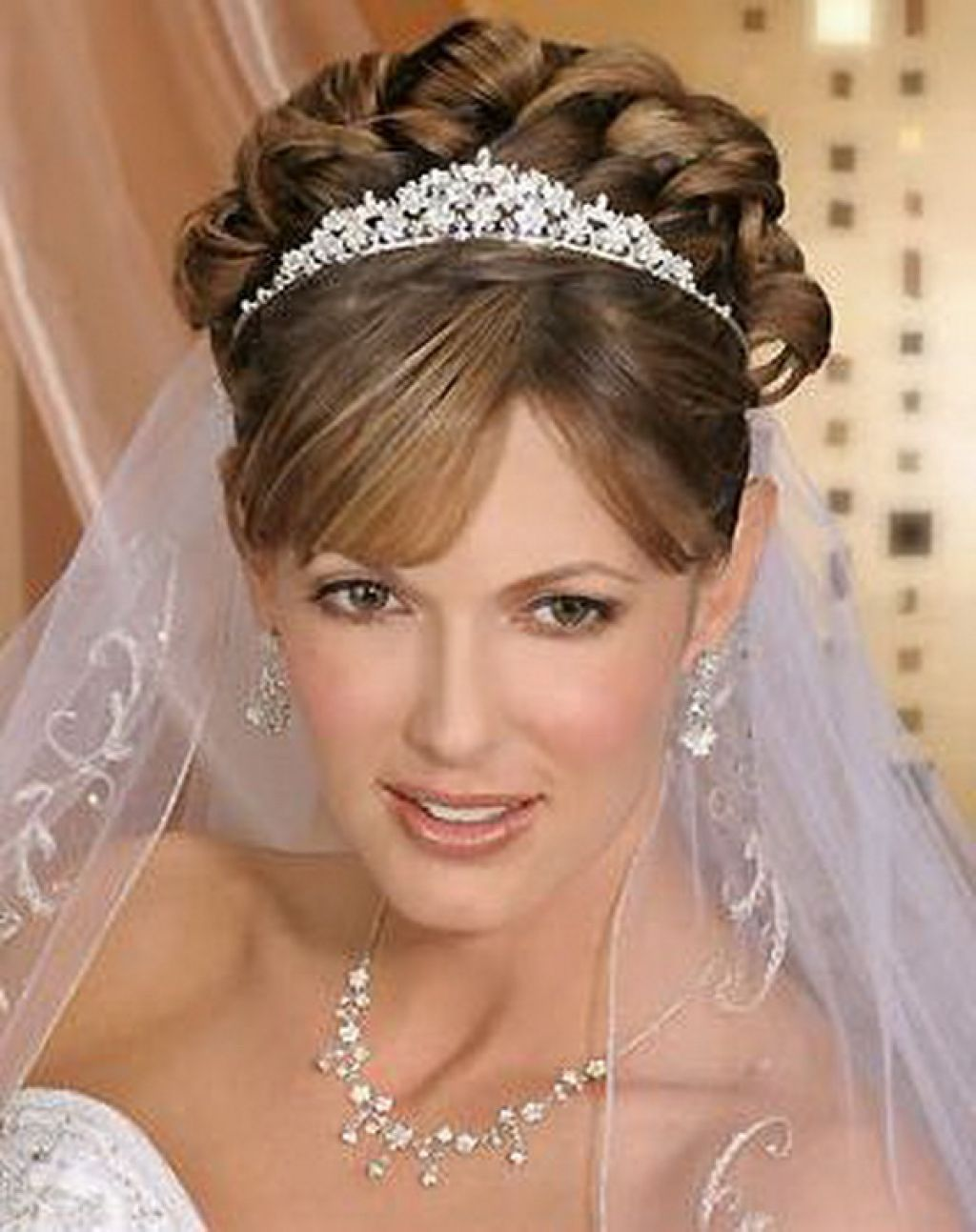 Tiara casamento penteados idéias para noivas