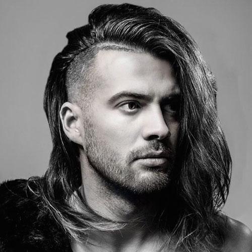 50 melhores penteados longos para homens
