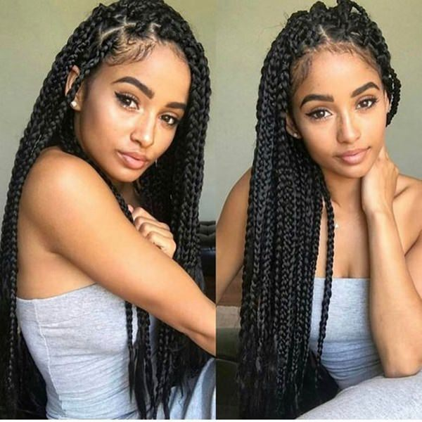 79 Gorgeous Feed em penteados de trança para escolher