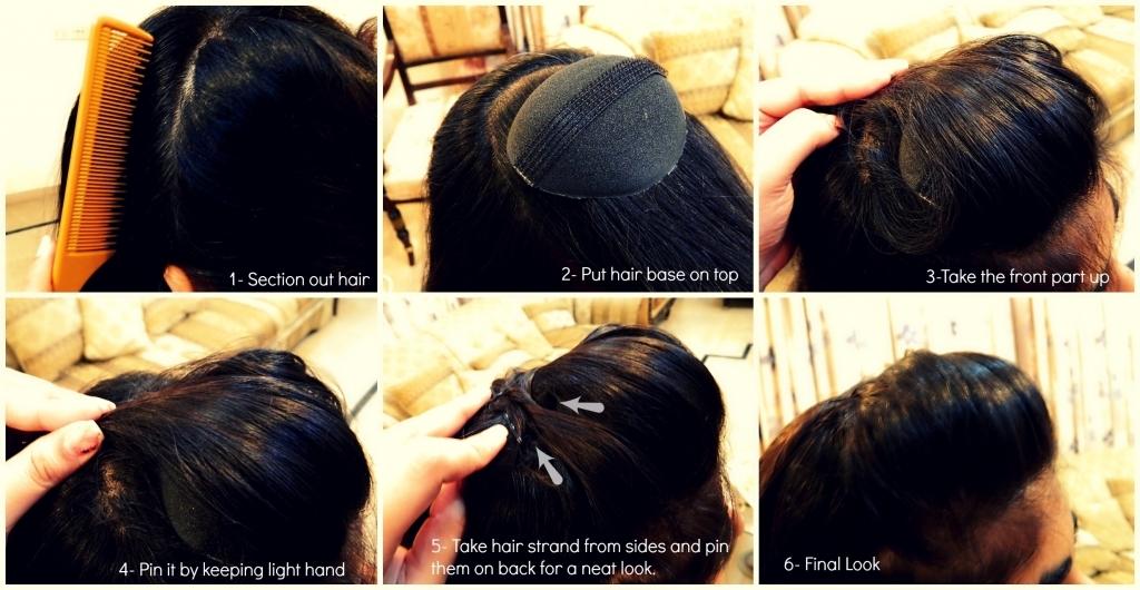 Idéia para fazer o cabelo soprar em casa