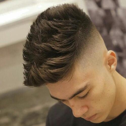 50 ideias de corte de cabelo de Pompadour