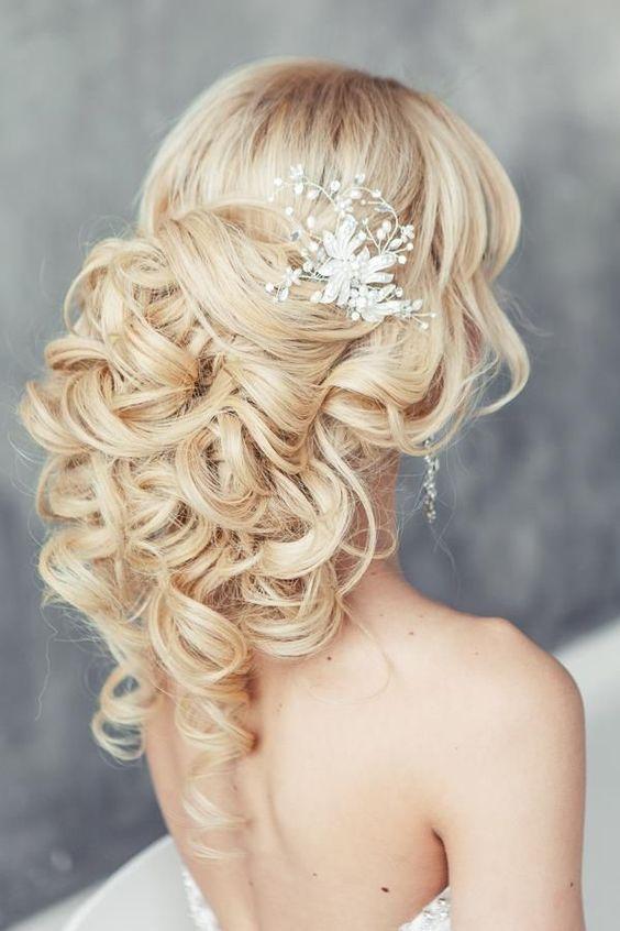 Idéias incrível estilo de cabelo encaracolado com tinturas de cabelo diferentes