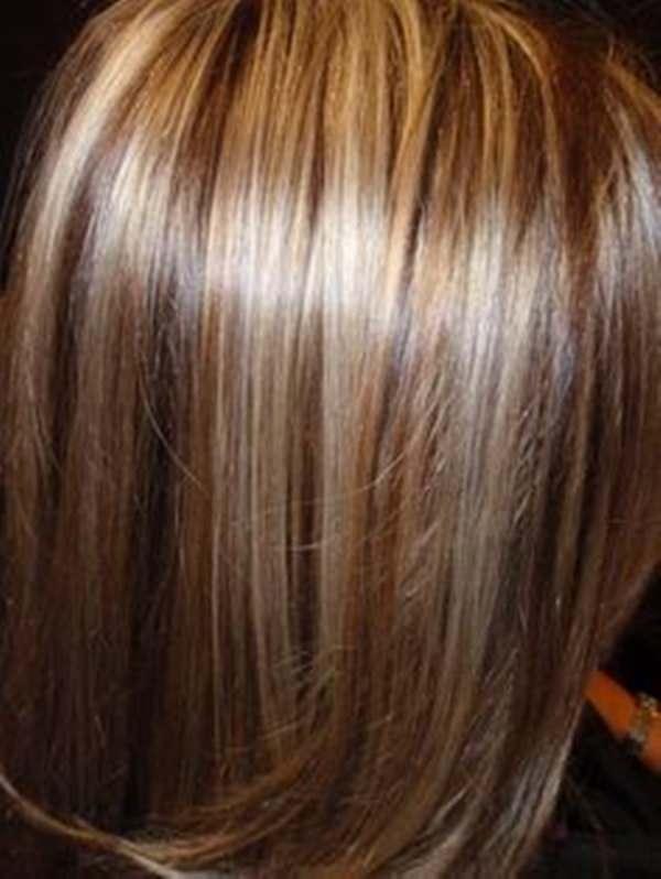 75 dos penteados mais incríveis com destaques caramelo