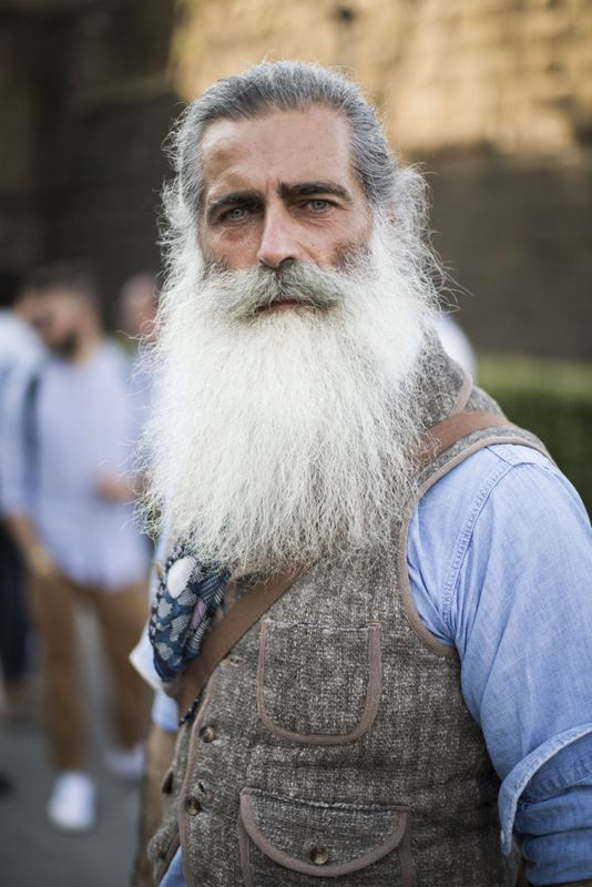 cor surpreendente do cabelo do estilo da rua para homens (5)