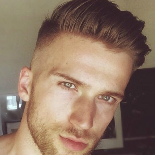 50 cortes de cabelo altos e apertados proeminentes para homens