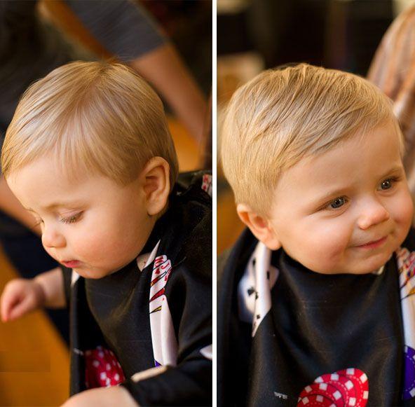 Idéias de corte do penteado de Little Boy intrigante