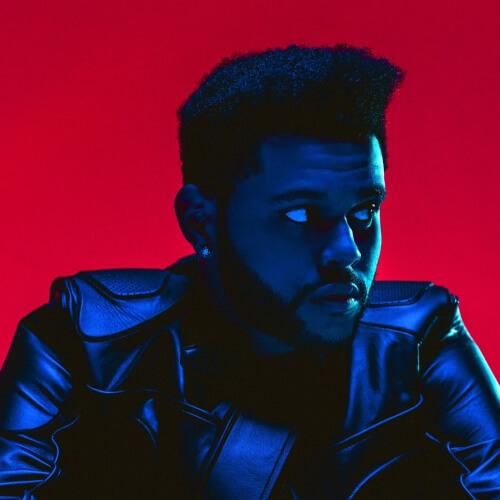 The Weeknd Haircut Capa de Starboy