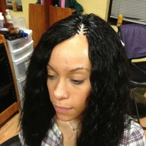50 penteados de trança de árvore de retrocesso