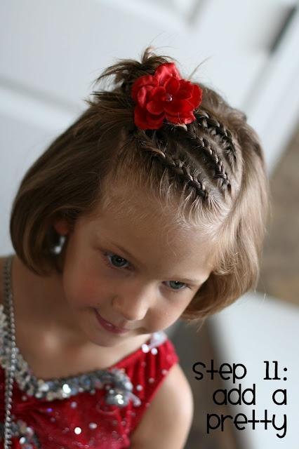 Estilos de cabelo rápidos e fáceis para meninas