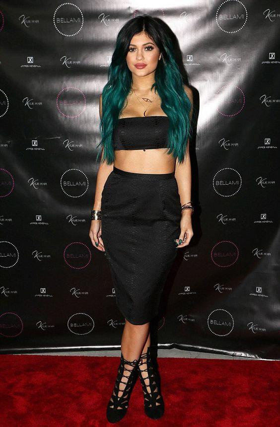 Melhores Looks De Kylie Jenner Em Diferentes Cores De Cabelo Que Derretem Seu Coração