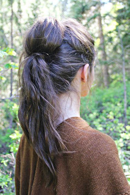 Penteados de rabo de cavalo alto criativo que você nunca tentou antes