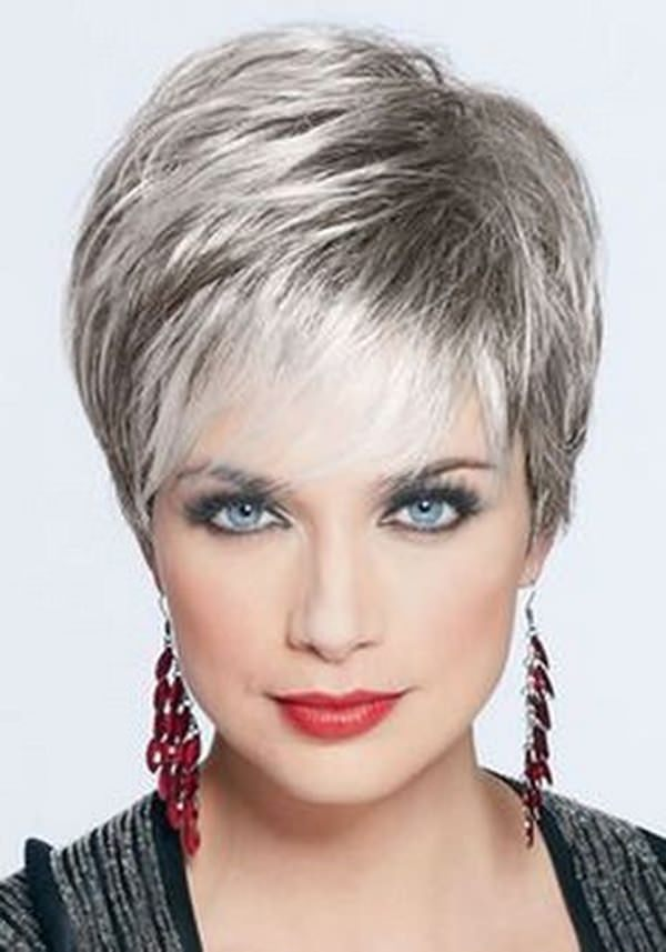 45 Melhores penteados Dorothy Hamill para a mulher madura chique