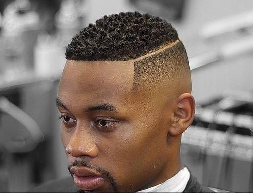 Penteados mais recentes para homens africanos 2018