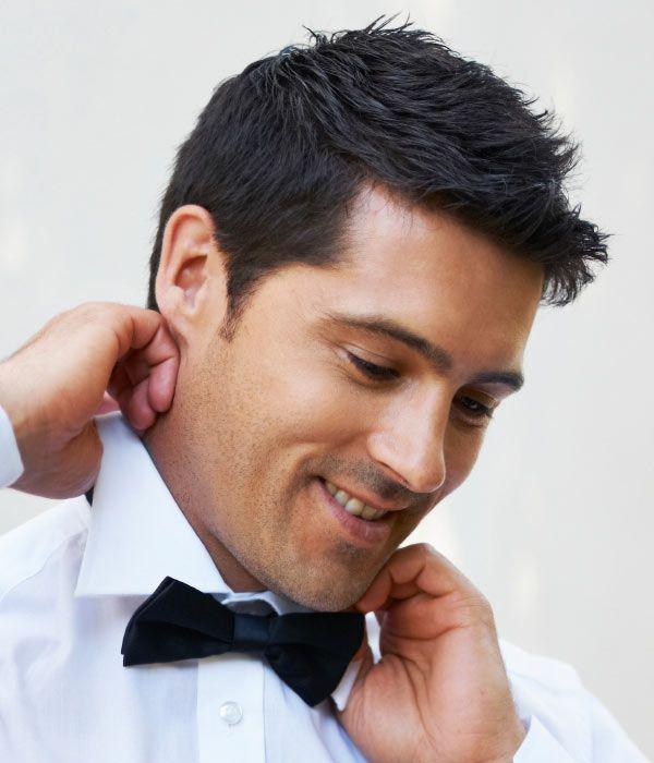 Dicas de corte de cabelo perfeitas para o noivo no grande dia do casamento