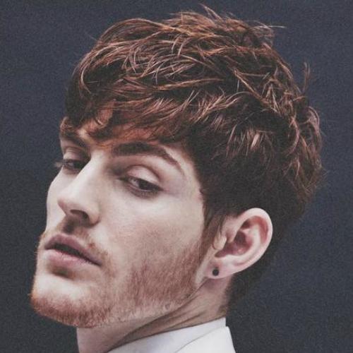 55 cortes de cabelo atraentes do sopro para homens