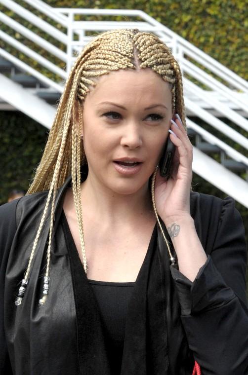 5 excelentes cornrow penteados para personalidades de moda