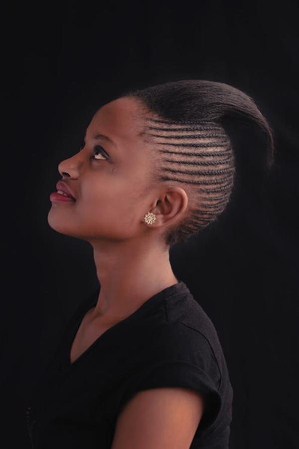 66 dos melhores penteados trançados pretos para 2018