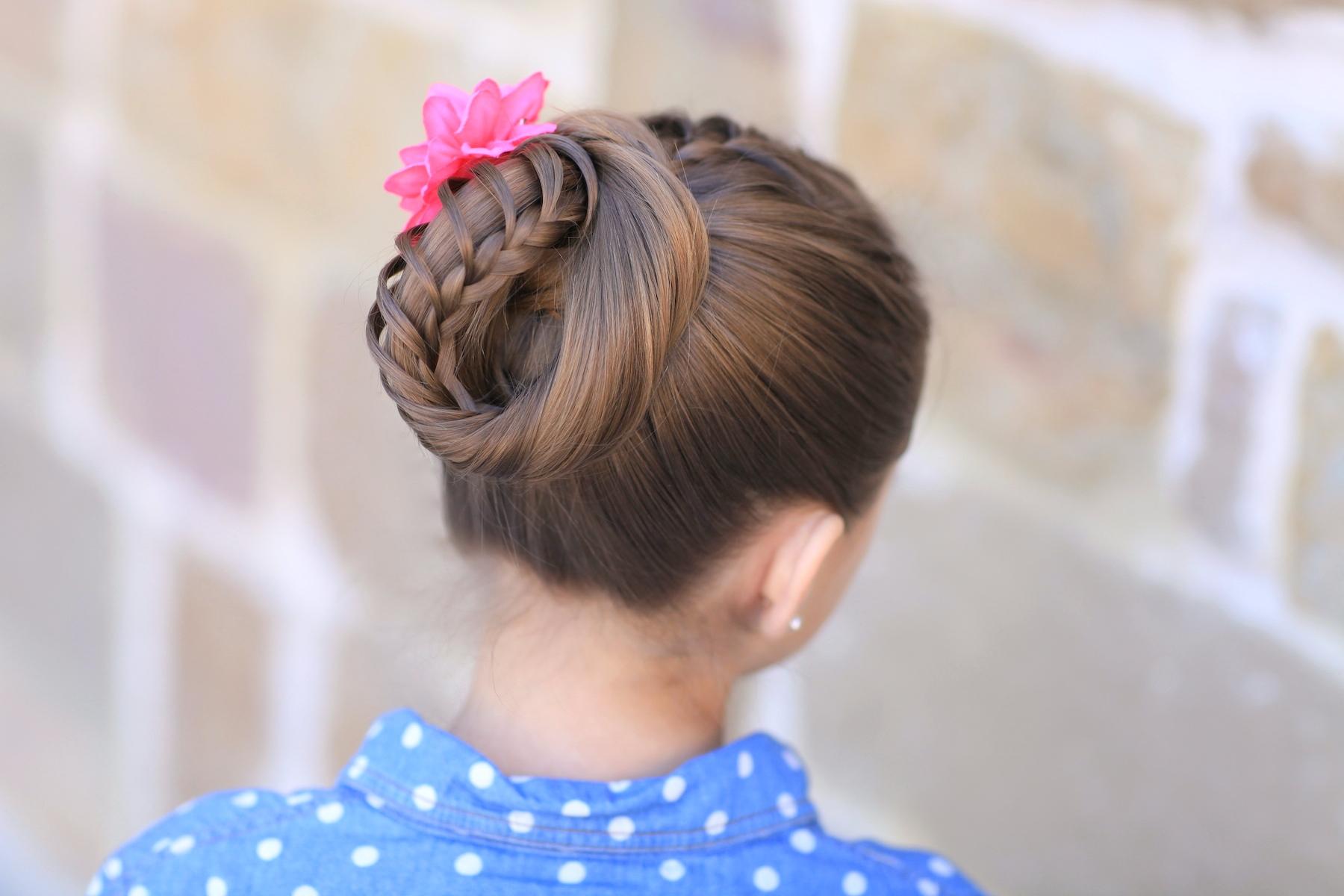 Penteados adoráveis, super fofos e fáceis para senhoras de todas as idades