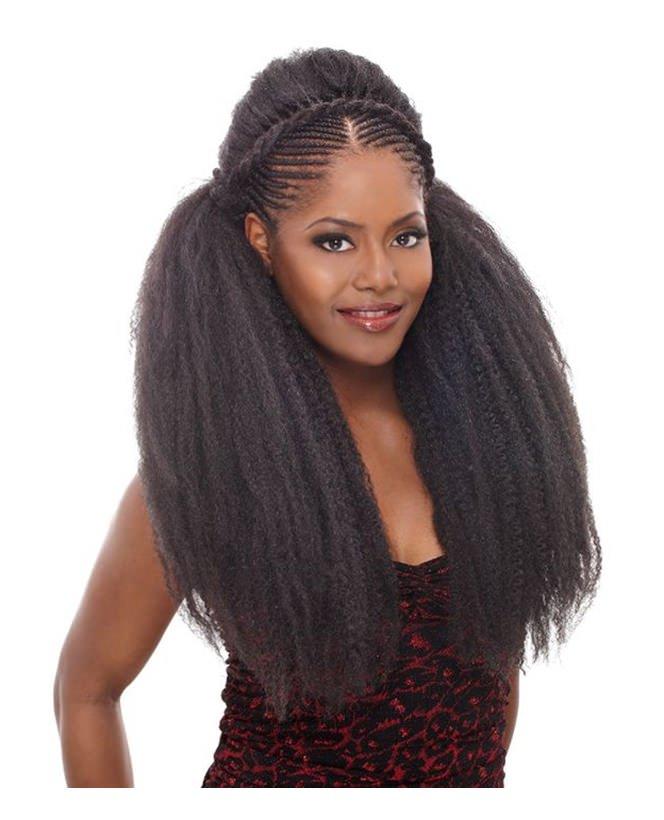 84 penteados de torção Kinky sensuais para tentar este ano