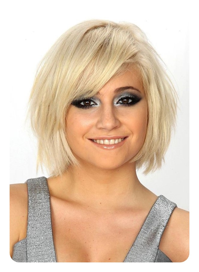 88 cortes de cabelo bonitos e lisonjeiros para rostos ovais