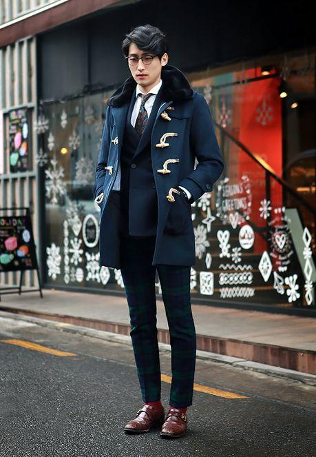 Mais recente Fashioned & Trendy Coleção de Homens Winter Street Hairstyles: