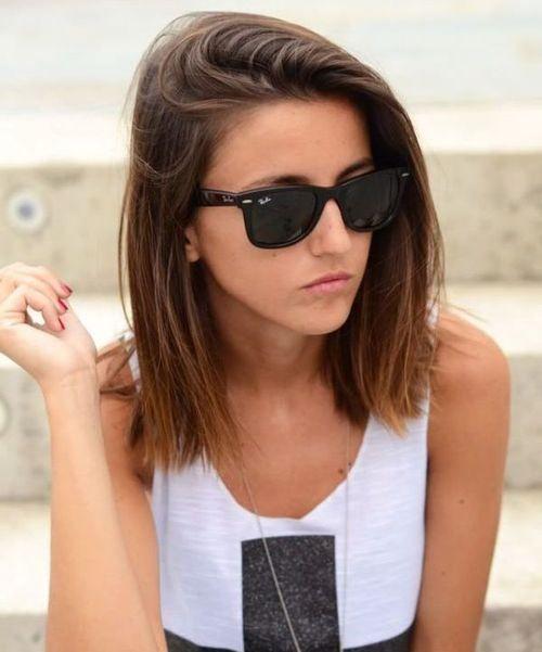 Penteados coloridos para cabelo curto
