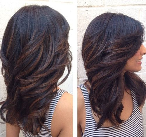 Solução de cabelo volumoso ou espesso com idéias de corte adequadas para mulheres