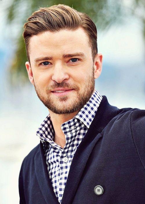 Últimas idéias na moda para homens penteados com barba